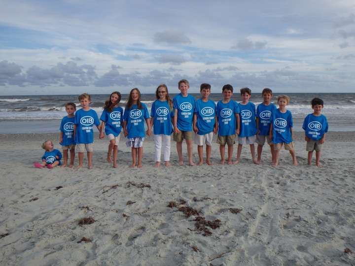 Cousins At Ocean Isle Beach T-Shirt Photo