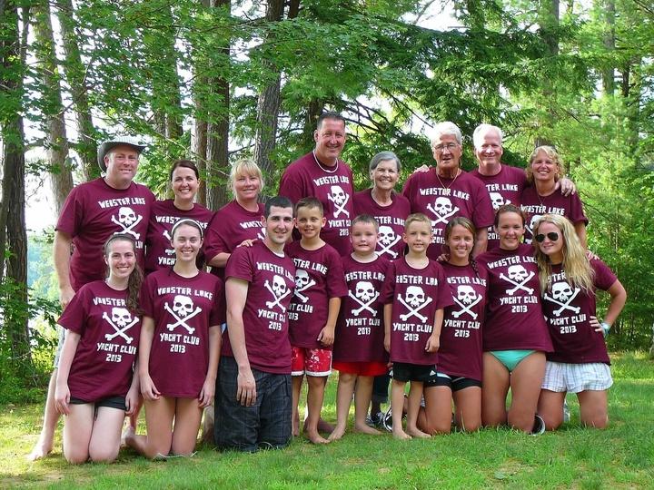 Group Pic T-Shirt Photo
