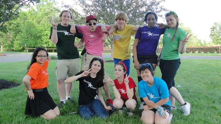 A Team In Colors T-Shirt Photo