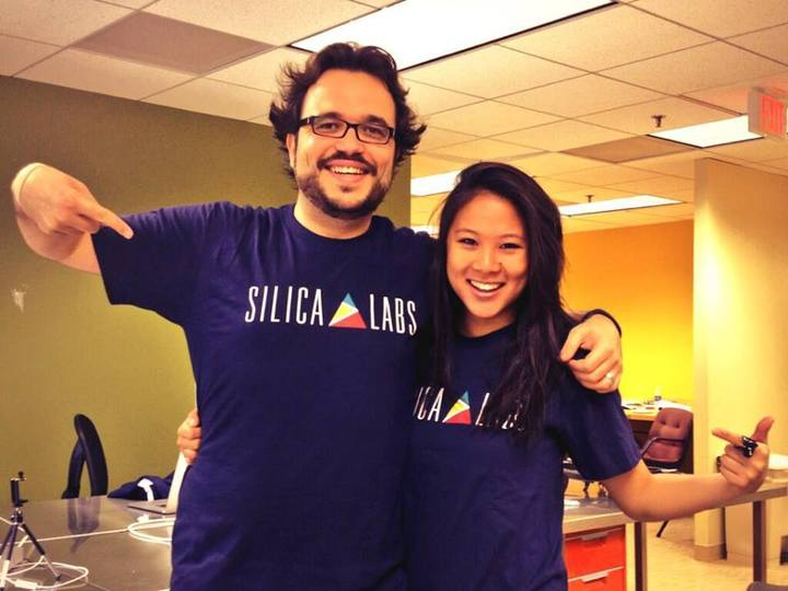 We've Got Tees! Our Startup Is Official. T-Shirt Photo