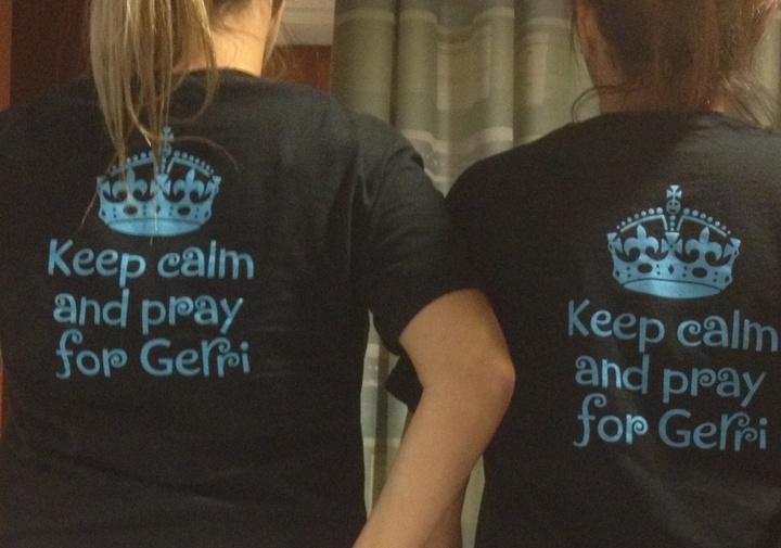 Prayers For Gerri T-Shirt Photo