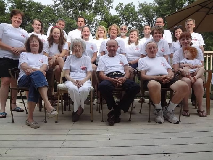 Grandma's 100th!! T-Shirt Photo