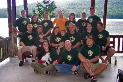 Camp Silver Lake T-Shirt Photo