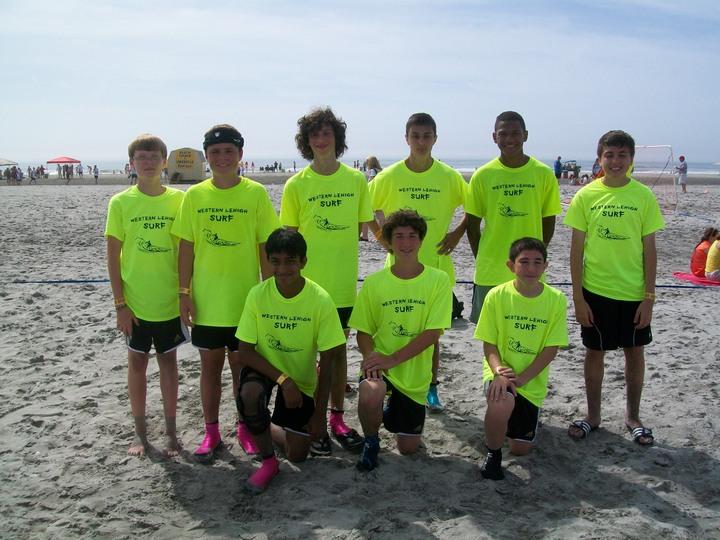 Wlusc At Beach Blast 2013 T-Shirt Photo