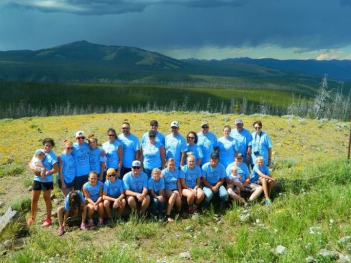 Yellowstone Fun T-Shirt Photo