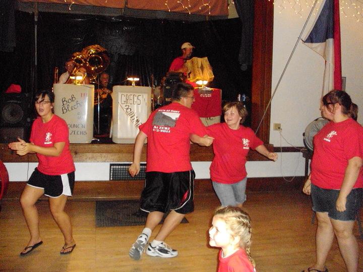 James Family Polka T-Shirt Photo