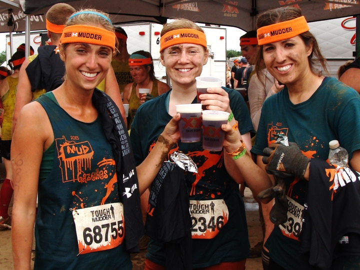 Tough Mudder Team Success T-Shirt Photo