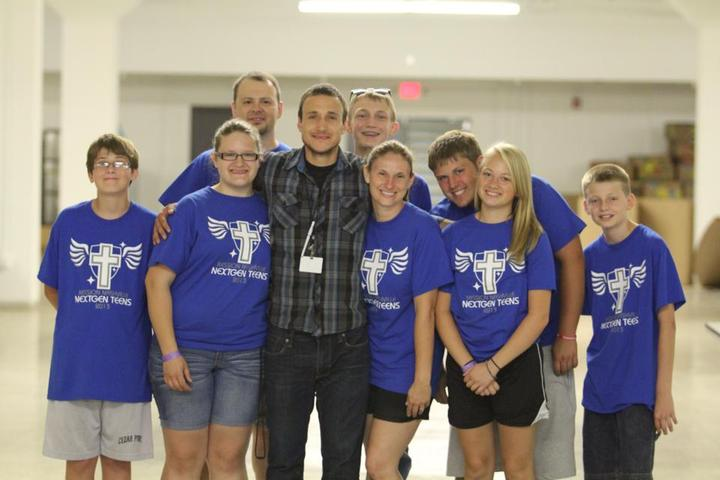 Volunteering At Nashville Rescue Mission T-Shirt Photo
