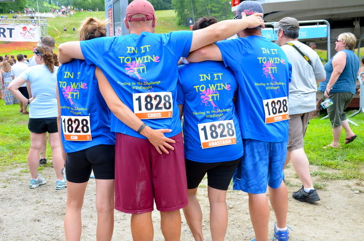 2013 Tough Mountain Challenge T-Shirt Photo