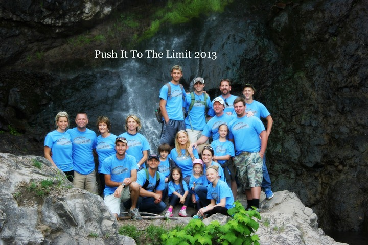 Push It To The Limit T-Shirt Photo