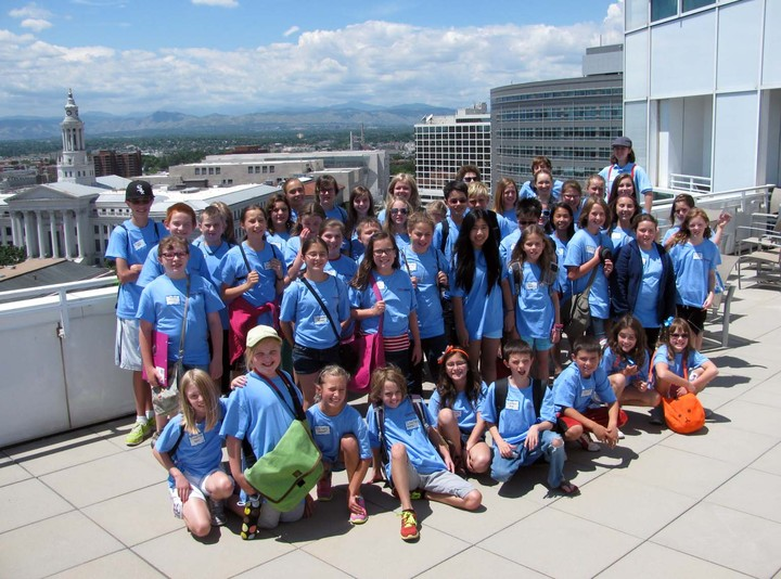 Youth Journalism Day T-Shirt Photo