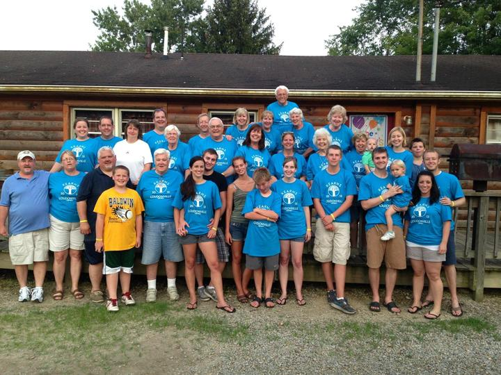 Kearns Family Reunion T-Shirt Photo