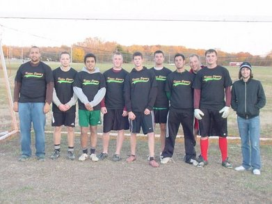 2007 Intramural Soccer Champs T-Shirt Photo