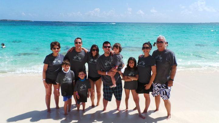 Bahamas 2013 T-Shirt Photo