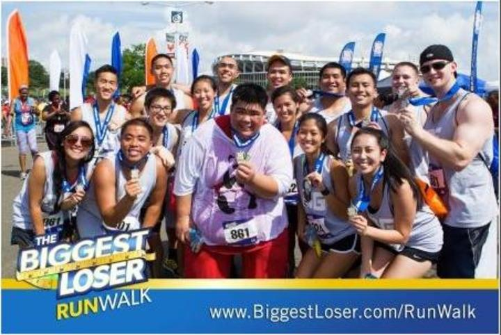 Og Biggest Loser 5 K For Big E!! T-Shirt Photo