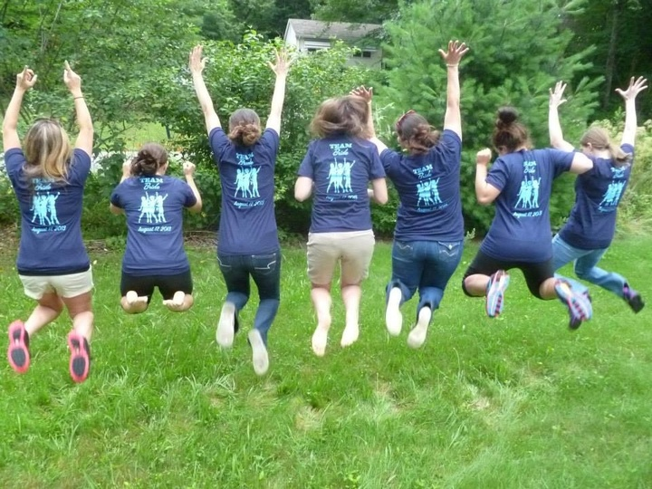 Team Bride T-Shirt Photo