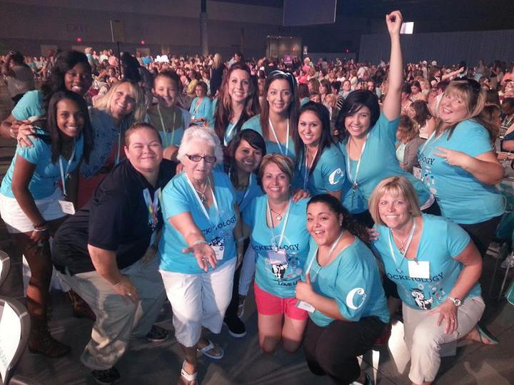 Locketology Origami Owl Team  T-Shirt Photo