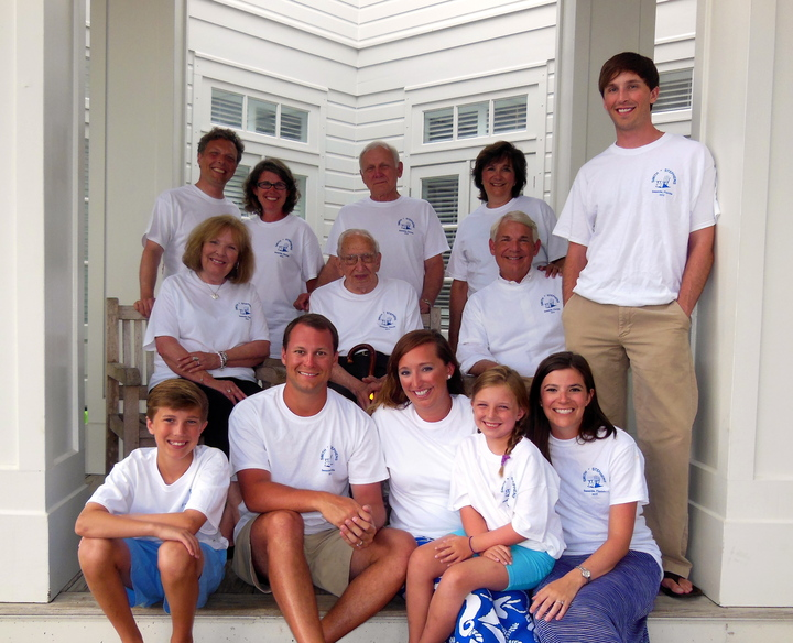 Beach Family Vacation T-Shirt Photo