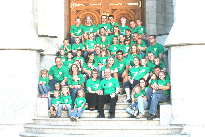 Family...History In The Making T-Shirt Photo