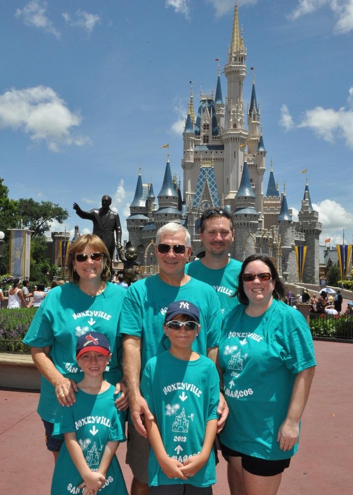 Fun In The Sun At Disney! T-Shirt Photo