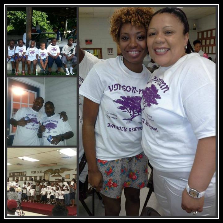 Vinson Nunn Family T-Shirt Photo
