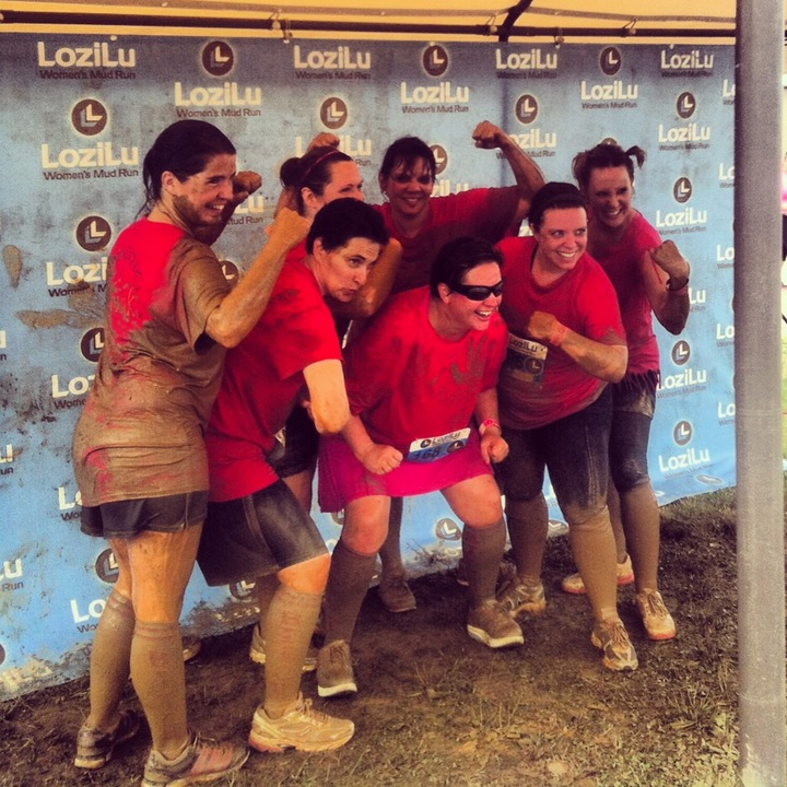 Bad Ass Bitches  Lozilu Mudrun 2013 T-Shirt Photo