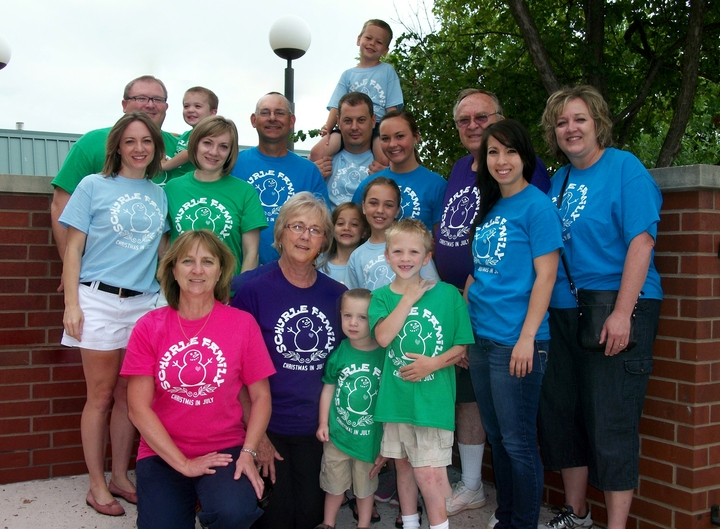 St. Louis Reunion T-Shirt Photo