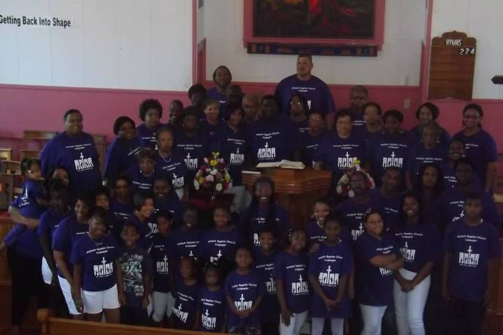 Antioch Baptist Church Annual Youth Day 2013 T-Shirt Photo