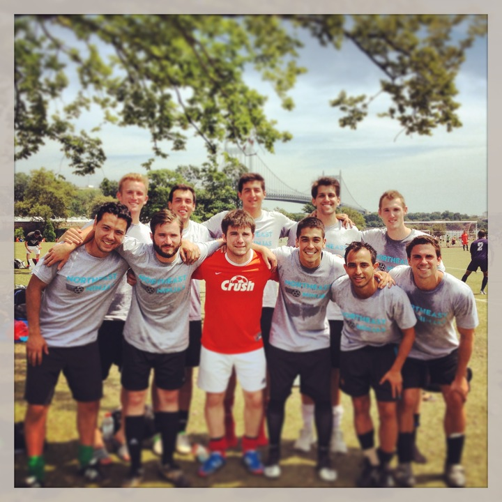 Nyc Tournament Champions T-Shirt Photo
