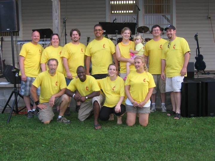 Ignite The Passion Event T-Shirt Photo