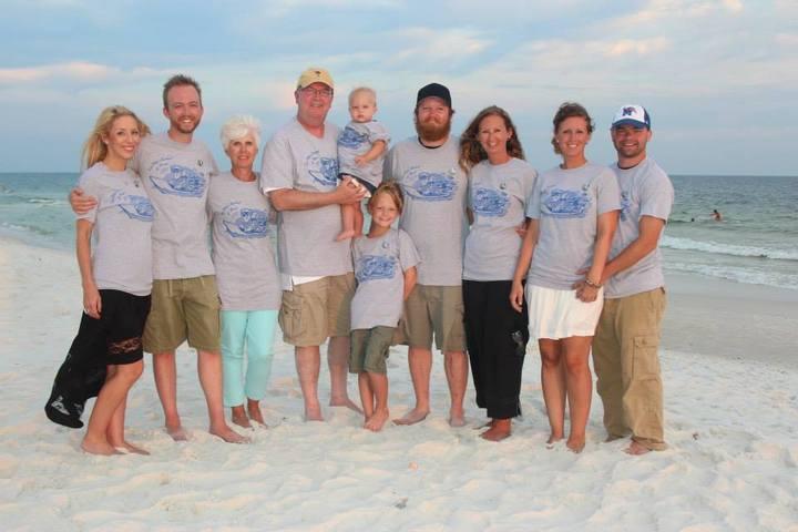 Capt Mike's Boatload Of Morats #Boatload2013  T-Shirt Photo