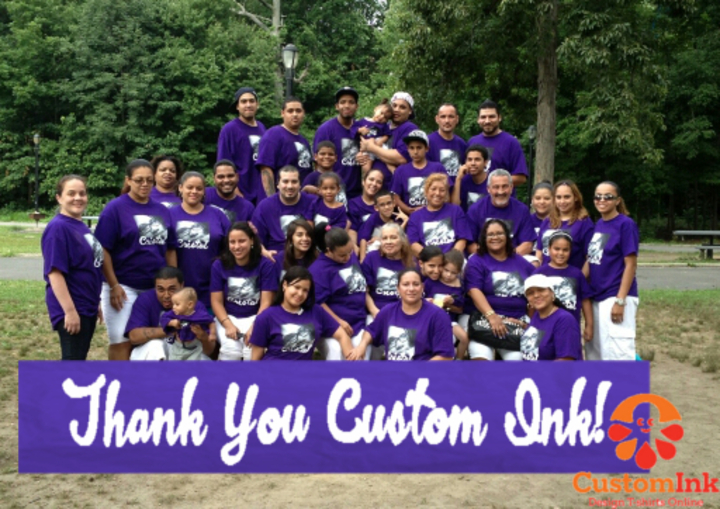 Cristal's Family Is So Happy! T-Shirt Photo