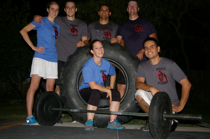 In All Our Sweaty Splendor.. T-Shirt Photo
