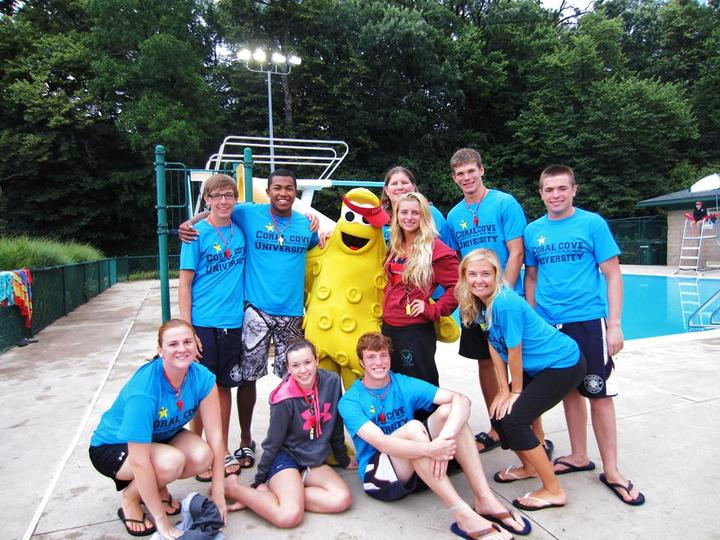 Lifeguard Competition! T-Shirt Photo