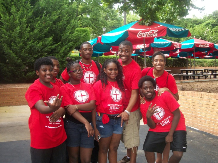 Six Flags Trip T-Shirt Photo