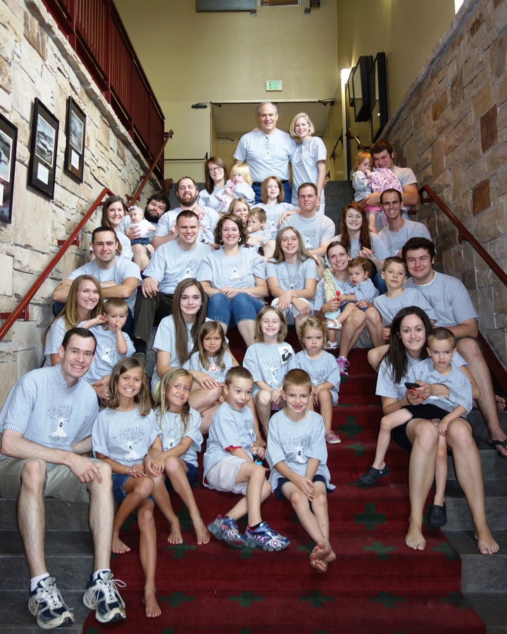 Family Time T-Shirt Photo