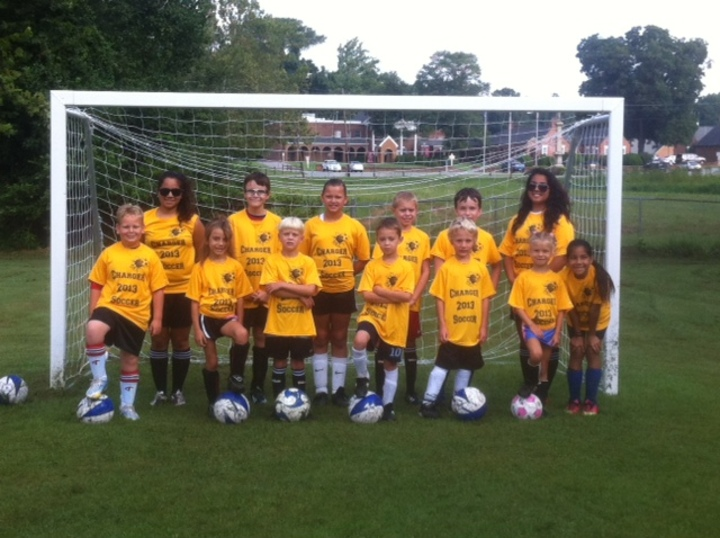 Little Kickers Camp T-Shirt Photo