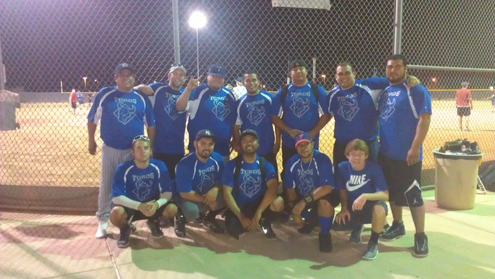 Toros Softball T-Shirt Photo