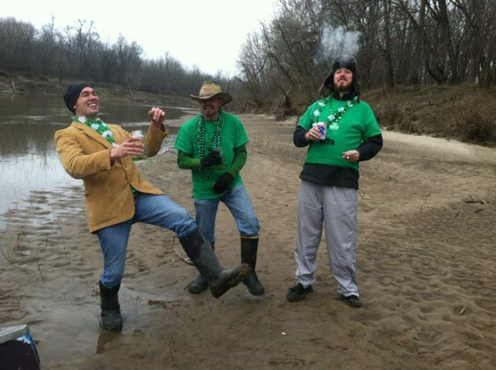 5th Annual St. Patty Day Float T-Shirt Photo