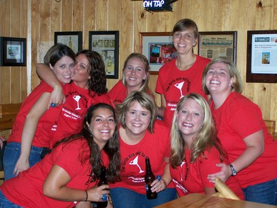 Susan's Bachelorette Weekend T-Shirt Photo