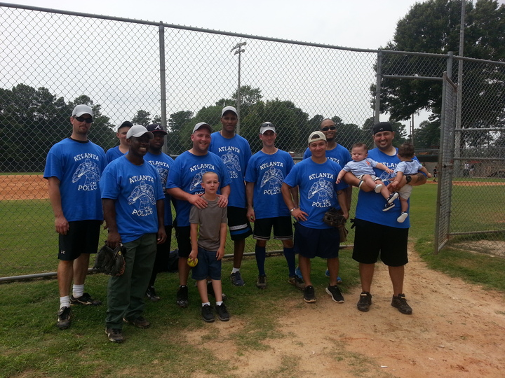 Fundraiser Softball T-Shirt Photo