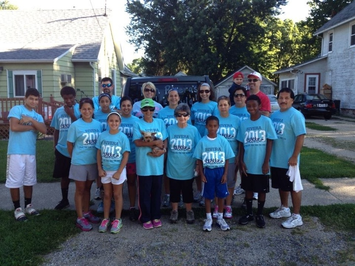 Rivera Run 2013 T-Shirt Photo