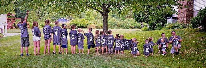 Lariv Kids T-Shirt Photo