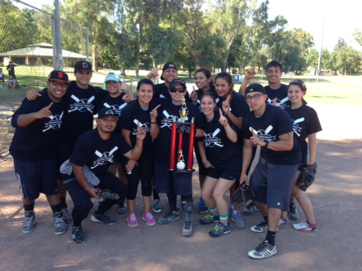 Company Tournament Winners T-Shirt Photo
