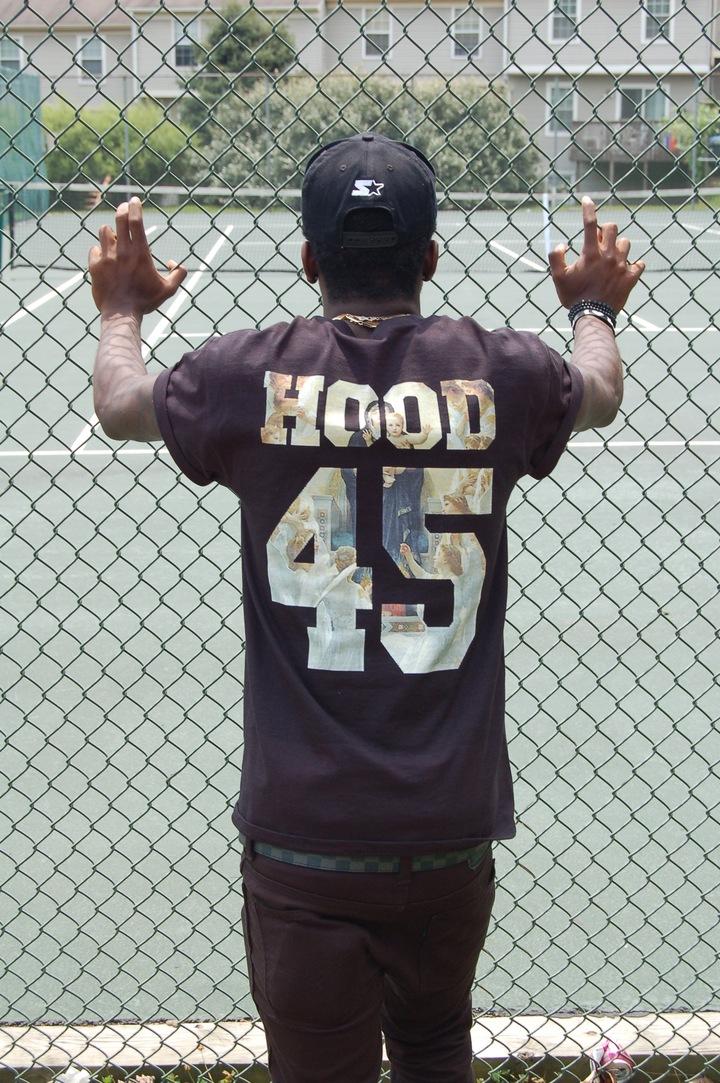 Hood 45 T-Shirt Photo