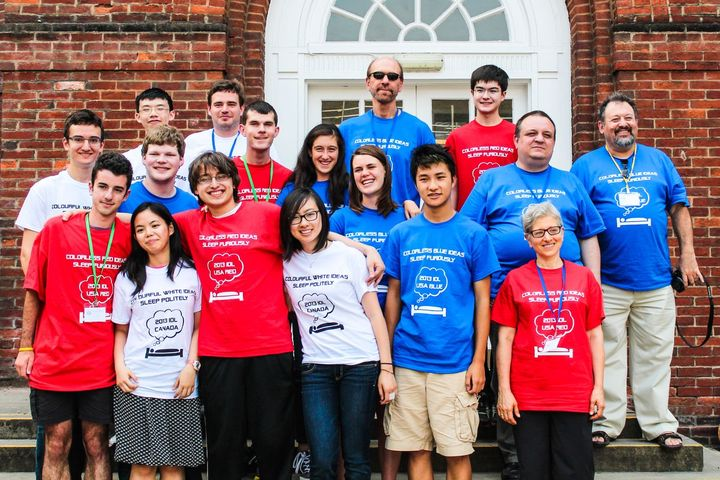 International Linguistics Olympiad 2013 T-Shirt Photo