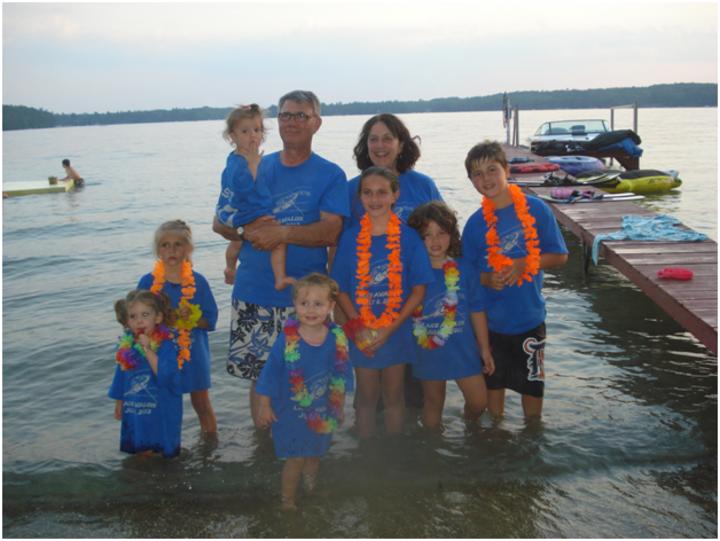 Kenyon Family Vacation T-Shirt Photo