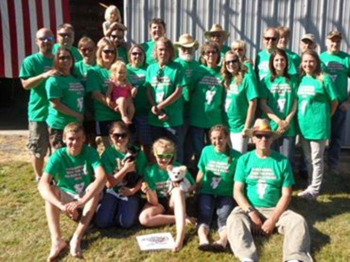 15th Annual Pass The Pigs Fun Run & Picnic T-Shirt Photo