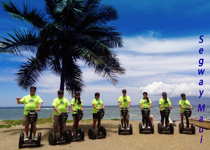 Segway Maui T-Shirt Photo
