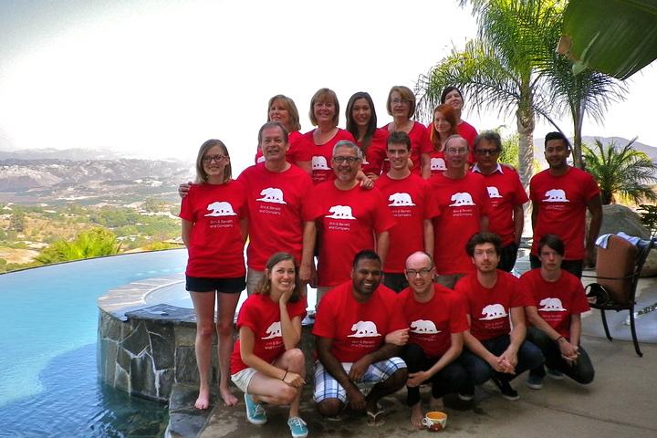 Grin & Barrett And Company T-Shirt Photo